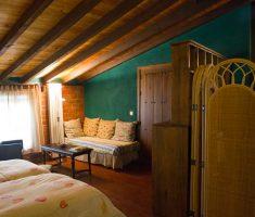 Villahermosa, amplio y sereno dormitorio doble
