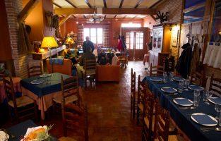 Un restaurante acogedor para disfrutar de nuestra cocina