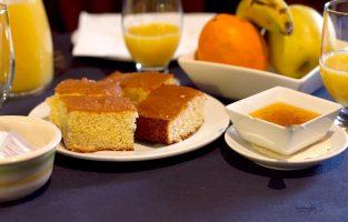Empezar el día con un buen desayuno